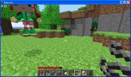 Minecraft 0.31 Indev Reborn (post processing crash fixed) Minecraft