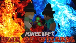 Vanilla PvP Game: War of Wizards [1.12] Minecraft Project