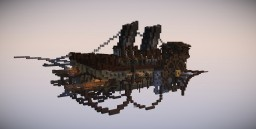Charlotte - Flying boat Minecraft