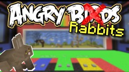 Angry Rabbits Map [1.11 & 1.12] NO MODS REQUIRED Minecraft Map & Project