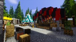 [Market / Shop] Bazaar Lariccia Minecraft Project