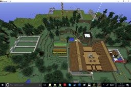 Minecraft Mo Creatures: Ridable Collection Minecraft Map & Project