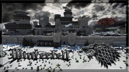 Game of Thrones. Winterfell. Minecraft Project