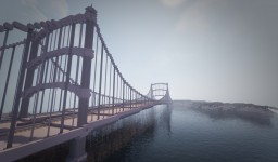 Lafayette G. Pool Memorial Bridge | IAS - ArchitectsMC Minecraft Map & Project
