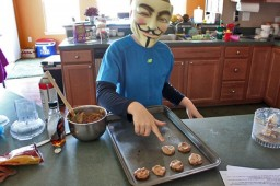 How to make MLG cookies Minecraft Blog Post