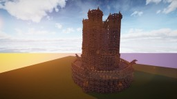 Fort BloodStone Minecraft Project
