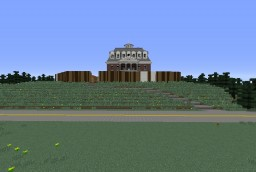 The Walking Dead - The Hilltop Minecraft Project