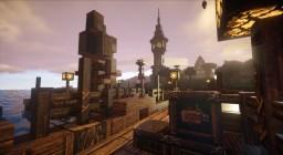 DawnFire Realms: Vesperus Minecraft Server