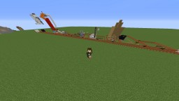 Redstone Introductory World Minecraft Project