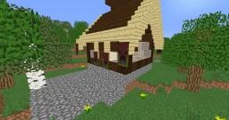 Apocalypse - Adventure map 1.8 Minecraft Project