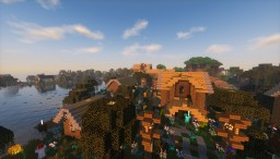 The Town of Homeboi Minecraft Map & Project