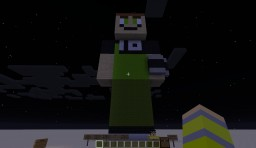 Ben 10 Burning map for PouplarMMOS Minecraft Project