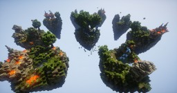 Skywars Map Pack Minecraft Map & Project