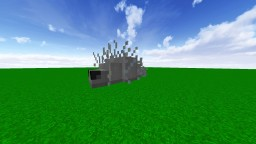 Silverfish Survival Challenge Minecraft Project