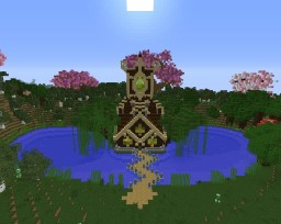 Elven Home Minecraft Project
