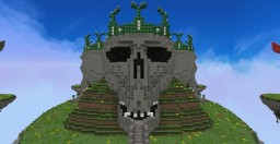 BedWars Skull Island Minecraft Project