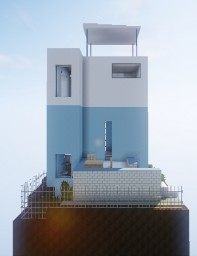 Sweet House Minecraft Project