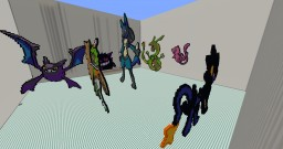 Pixel Art by JPhanto Minecraft Project