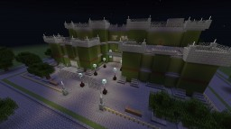 Military Style Home Minecraft Map & Project