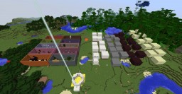 Ultimate Minecrafter Test Map Minecraft Map & Project