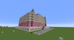The Grand Budapest Hotel Minecraft Project