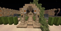 Palace Of Sazar Minecraft Project