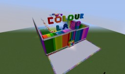 ColourLand Parkour Minecraft Project