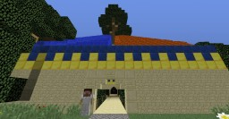 Pokemon - The Legend of the Guardian Blades Minecraft Project
