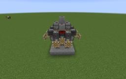 Redstone Piston Machine Minecraft Project