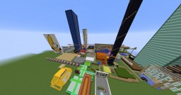 Doge park 1.12.1 - minigames Minecraft Project