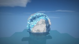 The Aqua Globe Minecraft Map & Project