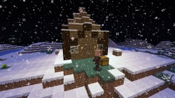 Ice Temple Adventure Map Minecraft Project