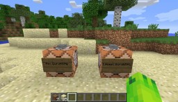 Adventure Mode Example Minecraft Project