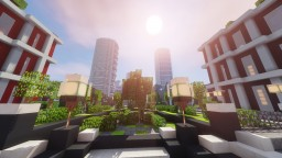 Wailcast Ville / Wailcast City Minecraft Map & Project