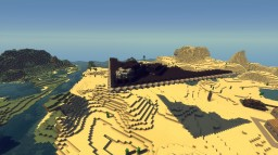 Stealth Bomber Minecraft Project