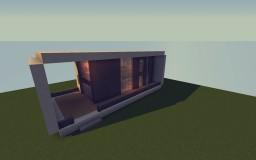 Ray Indigo - Minimalist house Minecraft Project