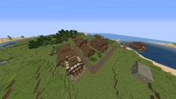 Medieval Town READ DESC Minecraft Project