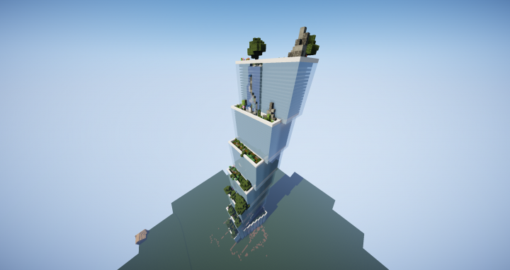 2 World Trade Center New Wtc Part 2 Minecraft Map
