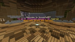 InsanityMC Minecraft Server