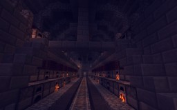 Underground city -Throwback Thursday Minecraft