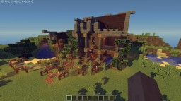 Medieval Buildings#1 House Minecraft Project