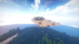 flying car Minecraft Project