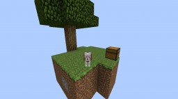 SkyBlock Adventure Minecraft Project