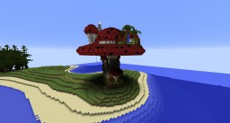 The Fungal Manor Minecraft Project