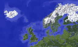 4K Northern Europe Minecraft