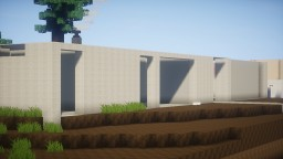 Sleek Modern with Downlaod Minecraft Project