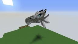 """Khal Dragon"" Minecraft Project"