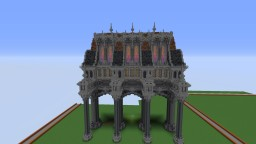 """Palace or not Palace that is the question"" Minecraft Project"
