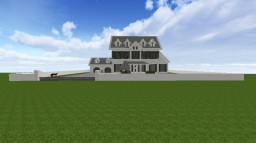 surburban house2 Minecraft Project