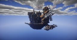 The Steampunk Village Cruiser Minecraft Project